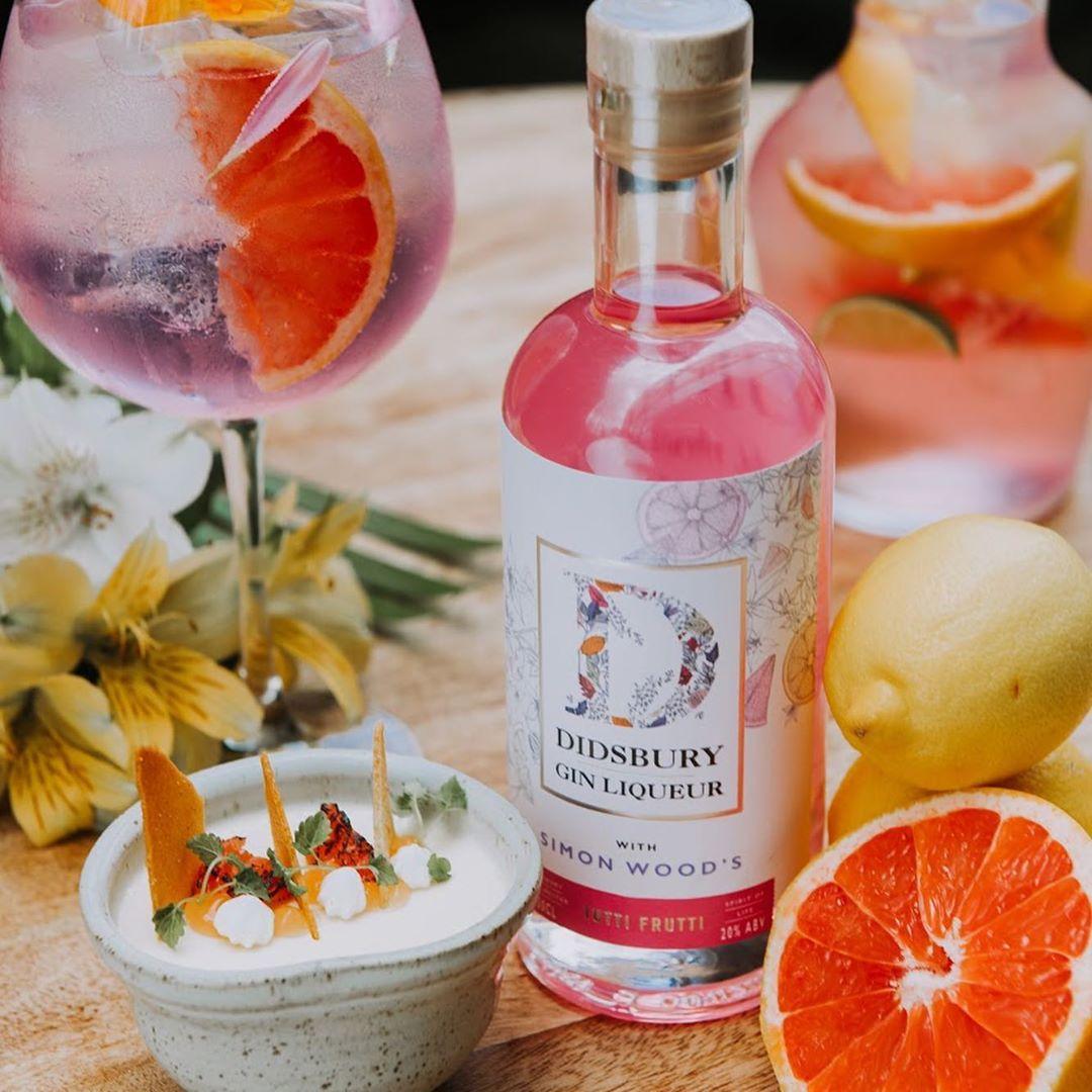 Aldi Will Soon Be Selling Tutti Frutti Flavoured Gin Made By Didsbury Gin