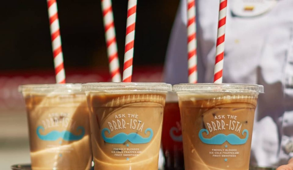 Pret Staff Will Be Handing Out Free Iced Coffees In Manchester