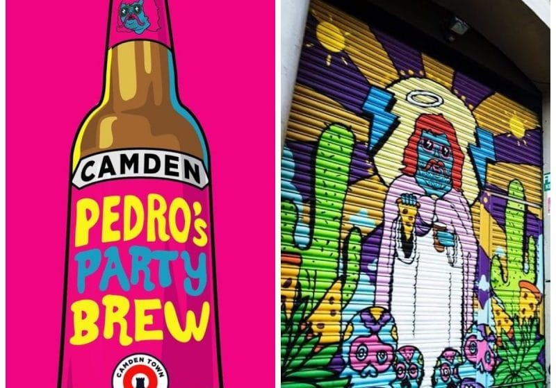 Crazy Pedro's Has Created A Beer With Camden Town Brewery