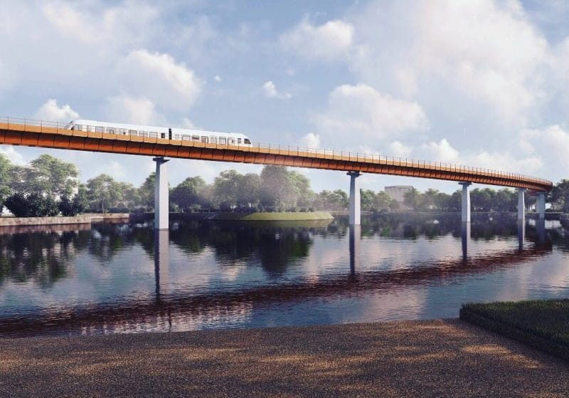 HS2 Railway Will Be Delayed By Up To Five Years And Will Cost An Extra £23 Billion