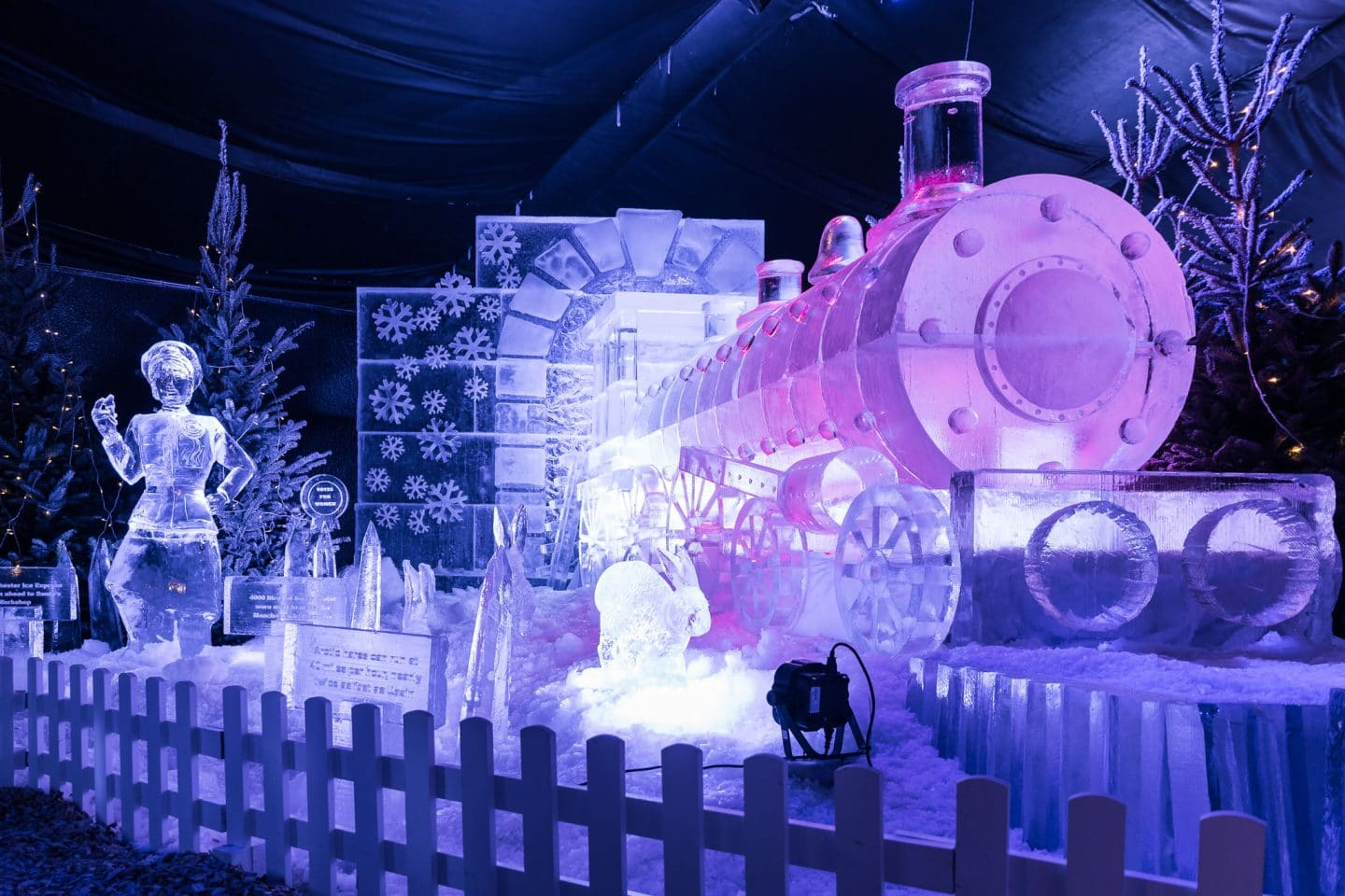 The Ice Village (Complete With Frozen Tiki Bar) Will Return To Manchester This Christmas