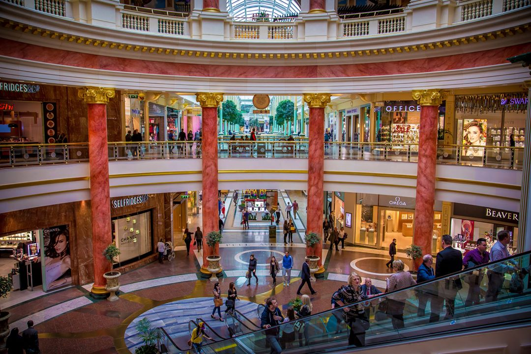Shoppers Will Be Able To Get A Tram To The Trafford Centre Very Soon