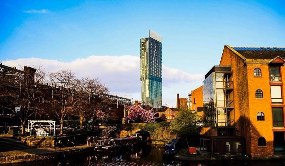 Manchester Has Been Named The Best UK City To Live In
