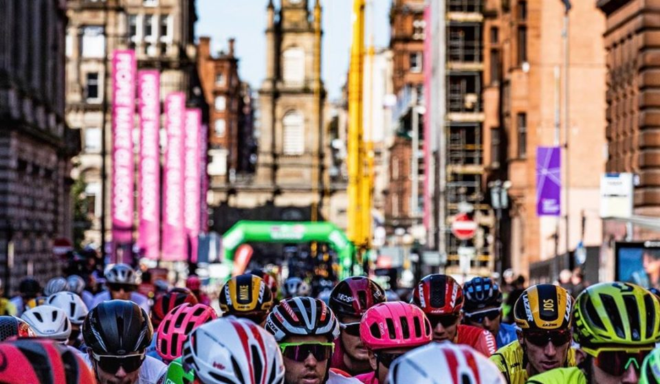 The Final Stage Of The Tour Of Britain Will Take Place In Manchester