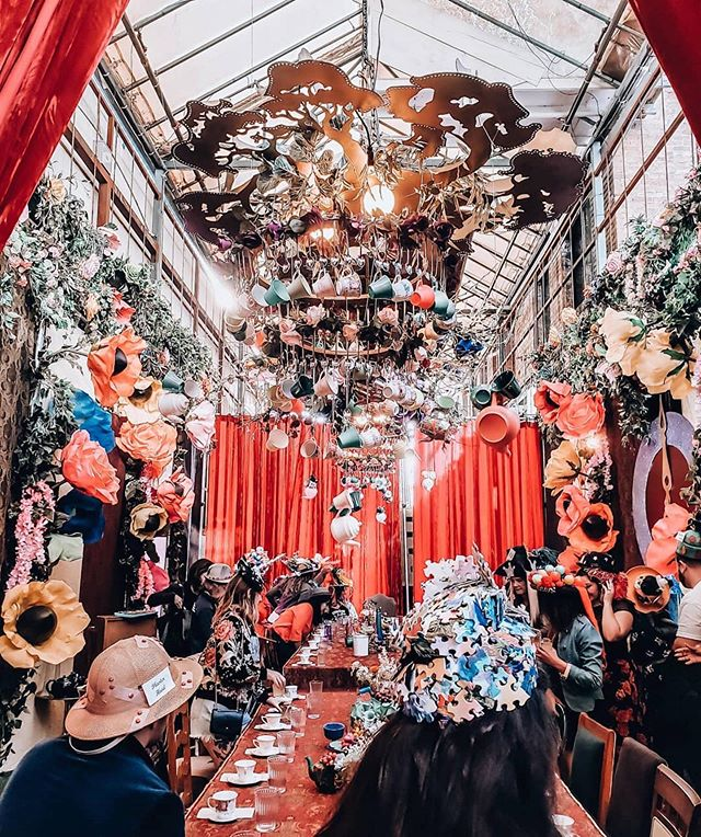 The Mad Hatter's G&T Party Is Coming To Manchester – And It Sounds Like A Wonderland