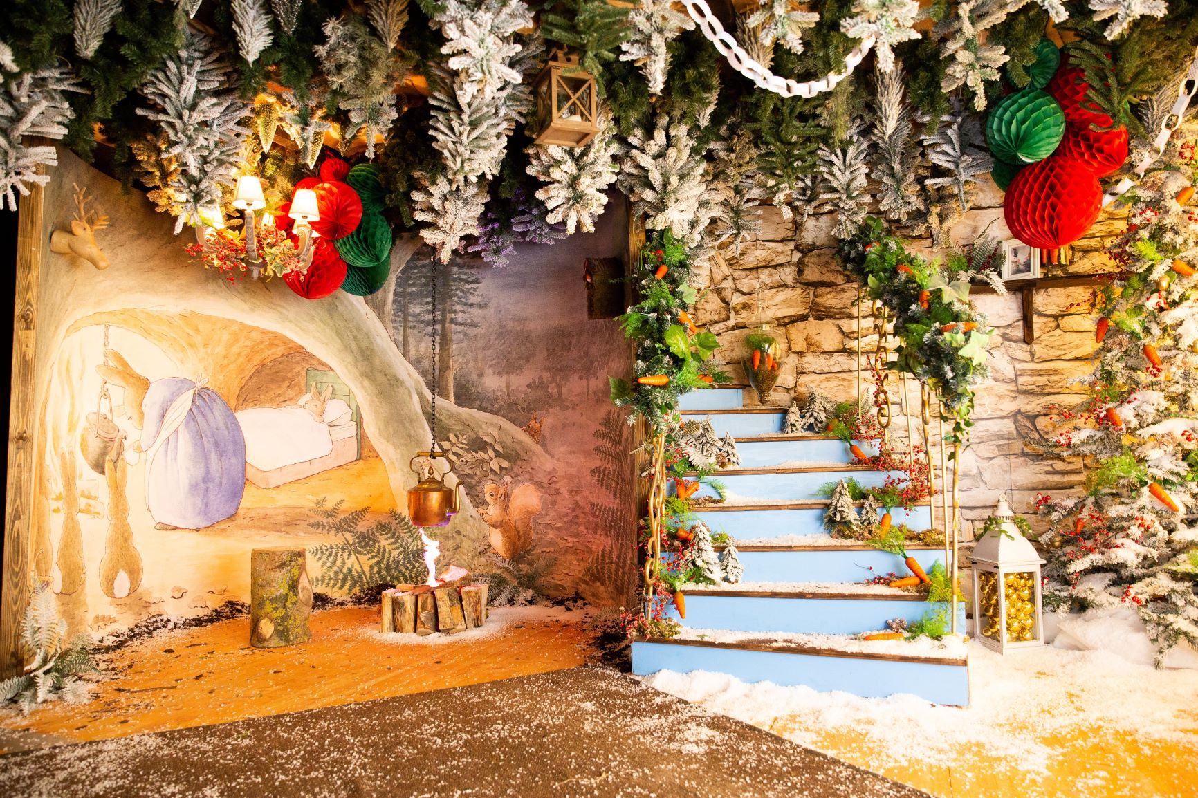 Peter Rabbit's Magical Christmas Grotto Will Return To The Trafford Centre