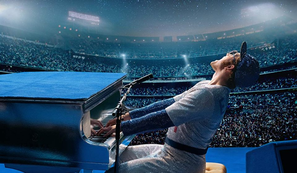 A Sing-Along Screening Of Rocketman With Bottomless Drinks Is Coming To Manchester