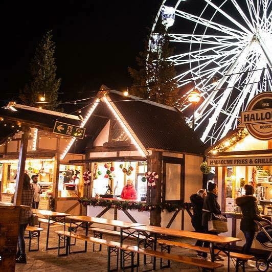 A Magical Alpine Village Is Coming To The Trafford Centre This Christmas