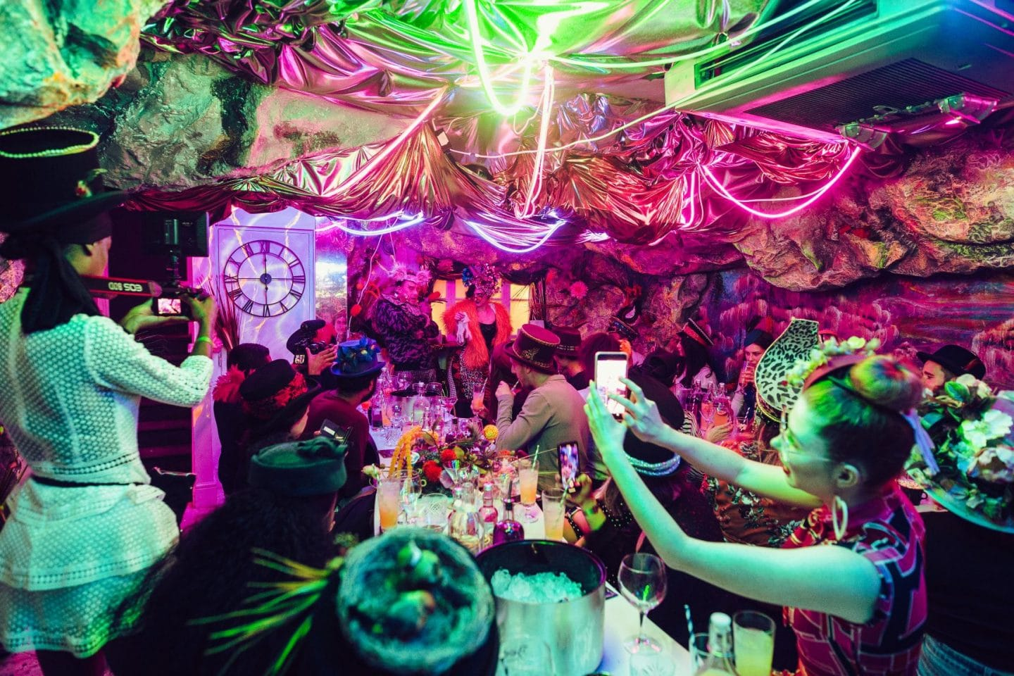 The Mad Hatter's G&T Party Is Coming To Manchester– And It Sounds Like A Wonderland