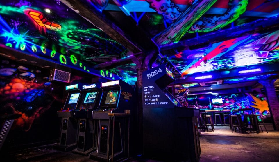 Seven Sensational Bars With Games In Manchester