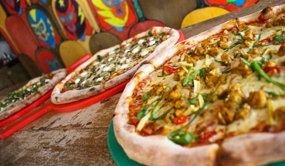 Crazy Pedro's Is Giving One Lucky Fan The Chance To Win Free Pizza For Life