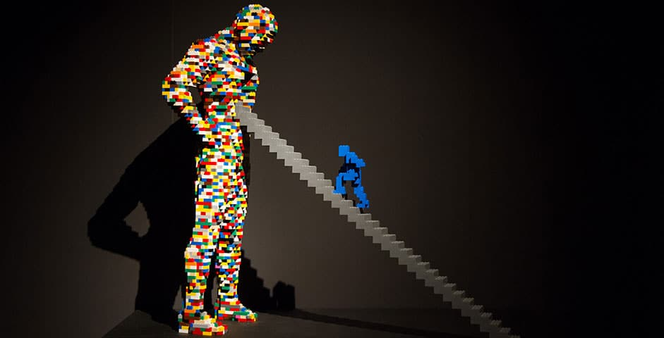 A LEGO Art Exhibition Is Coming To Manchester