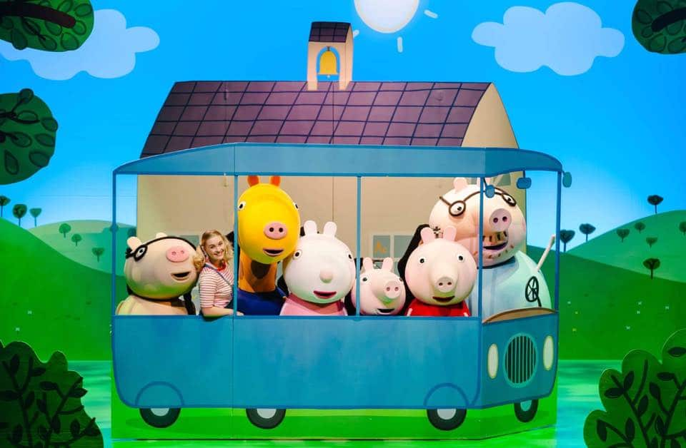 Peppa Pig's Live Show Is Coming To Manchester And Your Kids Are Going To Love It