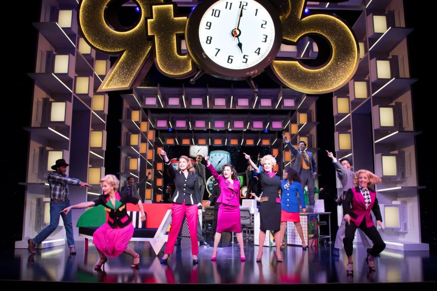9 To 5 Is Coming Back To ManchesterNext Year
