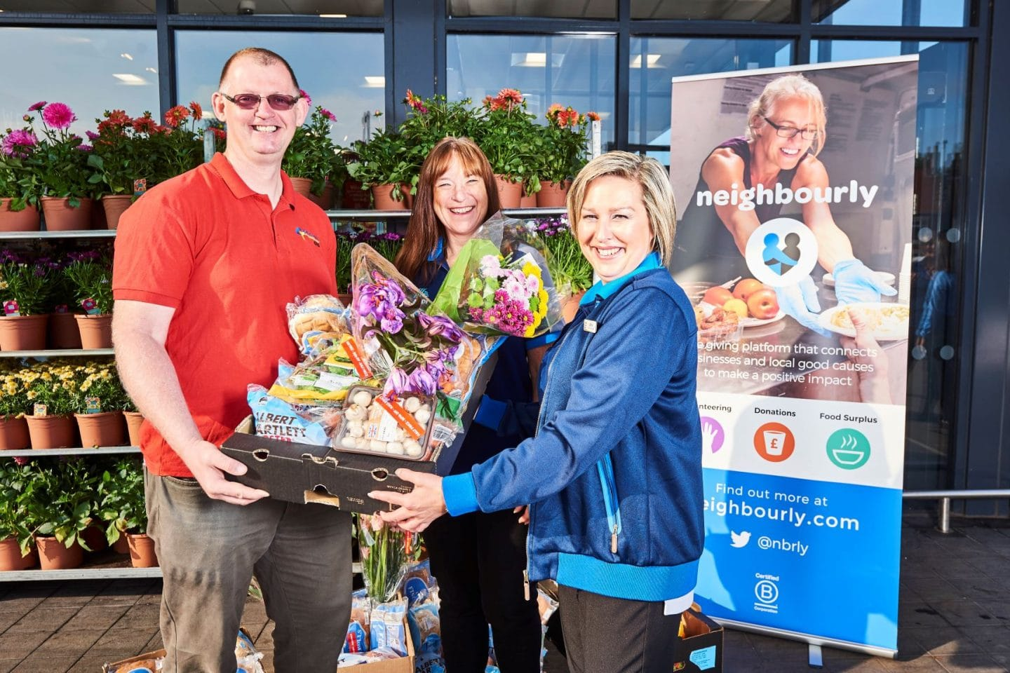 Aldi Will Be Donating Its Unsold Food To Those In Need This Christmas