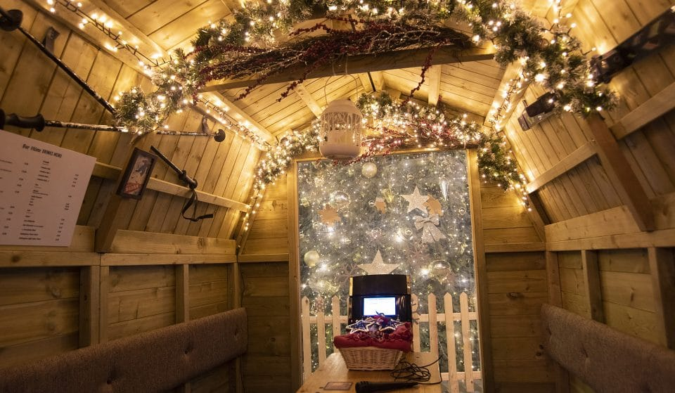 An Alpine Village Complete With Karaoke Huts And Hot Toddys Has Popped Up In Manchester