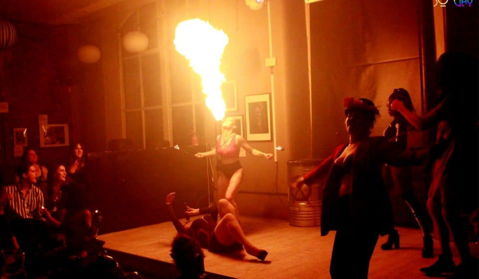 An Adults-Only Circus With Drag Queens And Fire-Breathers Is Coming To Manchester