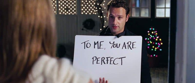 A Quote-Along Screening Of Love Actually With Bottomless Drinks Is Coming To Manchester