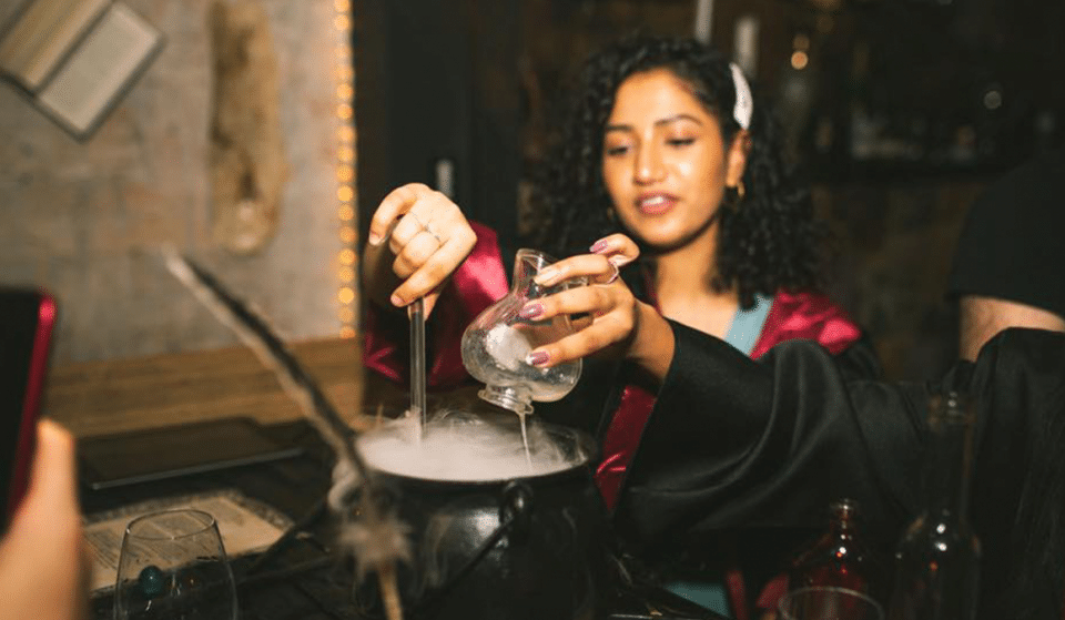 A Spell-Binding Wizard Cocktail Experience Is Opening In Manchester