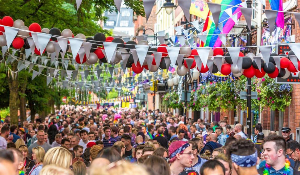 Manchester City Council Has Commissioned A Review of Iconic Gay Village