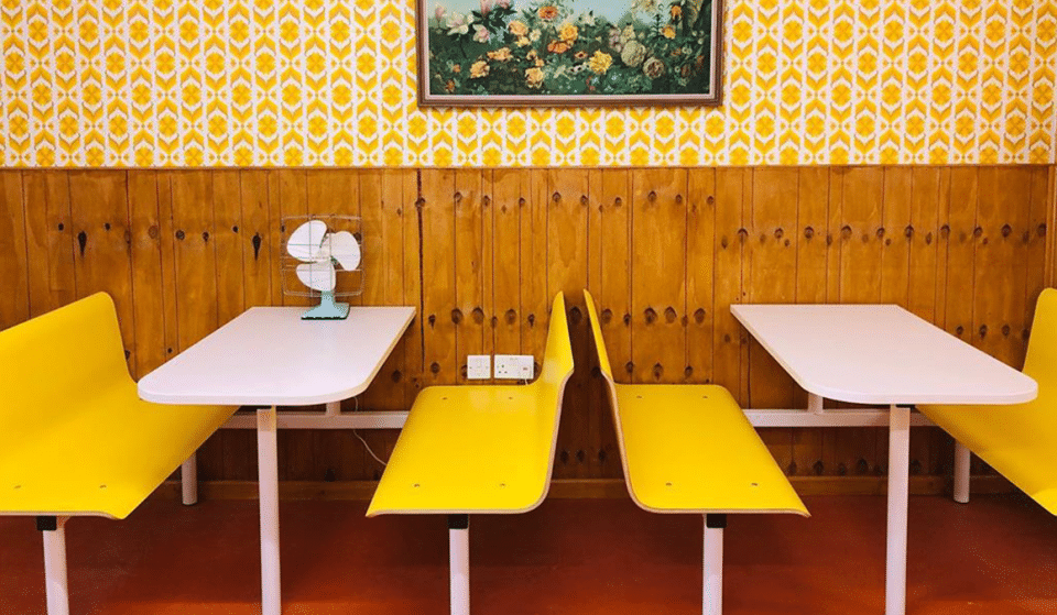 This Retro Bar In Ancoats Will Transport You Straight To The 1970's • Sammy's