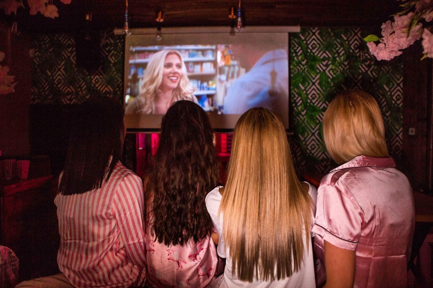 There's A New Pretty In Pink Sleepover Club Perfect For Girl's Night In Ancoats · Copper & Blossom