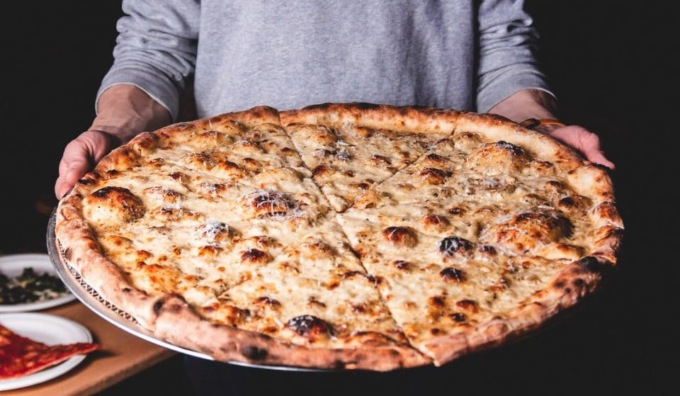 A New Pizza Spot Is Opening In The Northern Quarter – With Slices Bigger Than Your Head