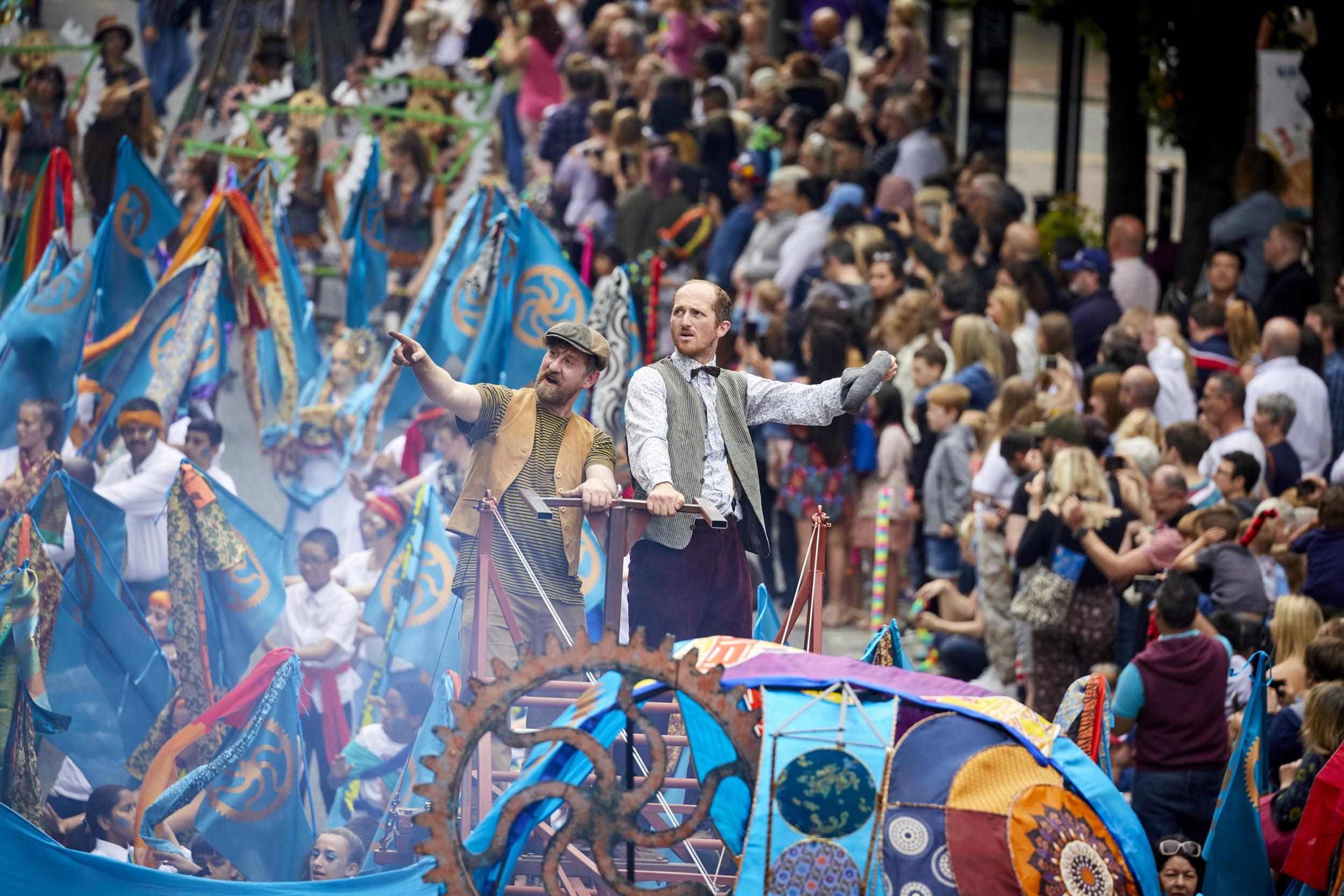 Manchester Day Announces 'Our Planet' Theme Amid Climate Emergency