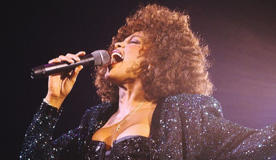 A Hologram Version Of Whitney Houston Will Play In Manchester This Month