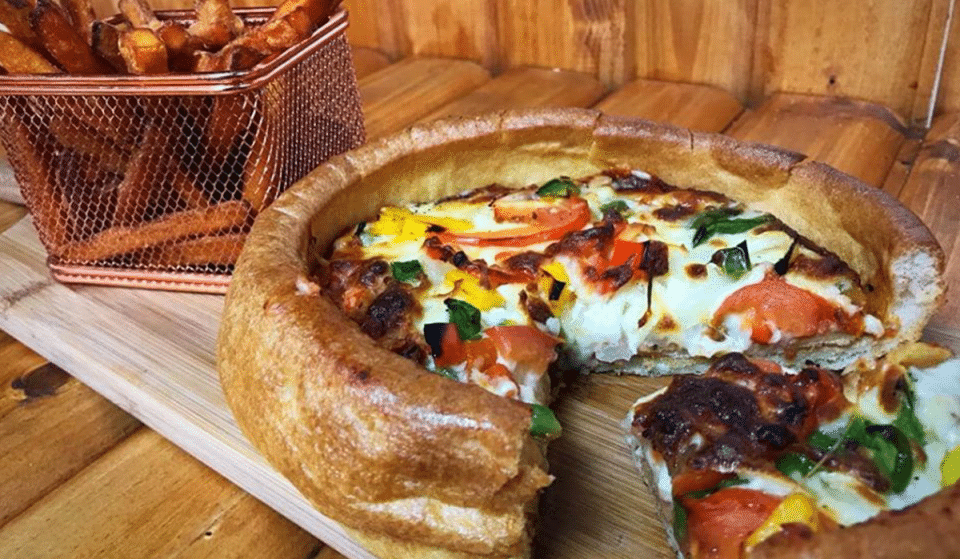 Eat Yorkshire Puddings Every Day Of The Year At This Manchester Restaurant · Porky Pig