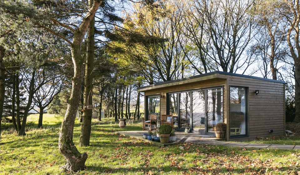 Take A Break From City Life In A Tiny Cabin Near Manchester With Incredible Views