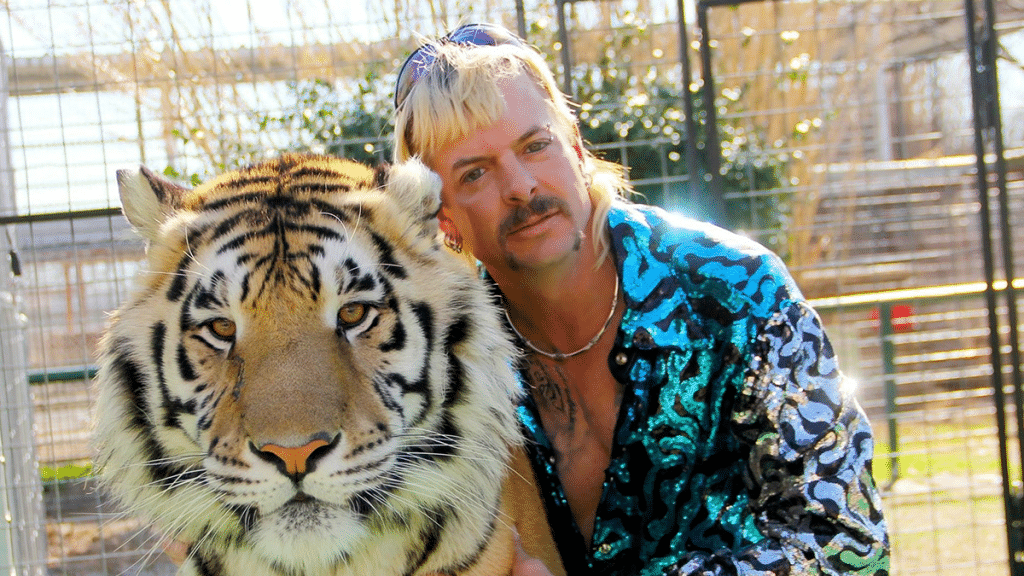 Kofi Kingston Wants Joe Exotic From Tiger King At WWE WrestleMania