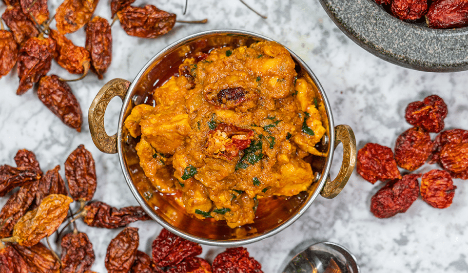 This Manchester Restaurant Has Created The City's Hottest Carolina Reaper Curry