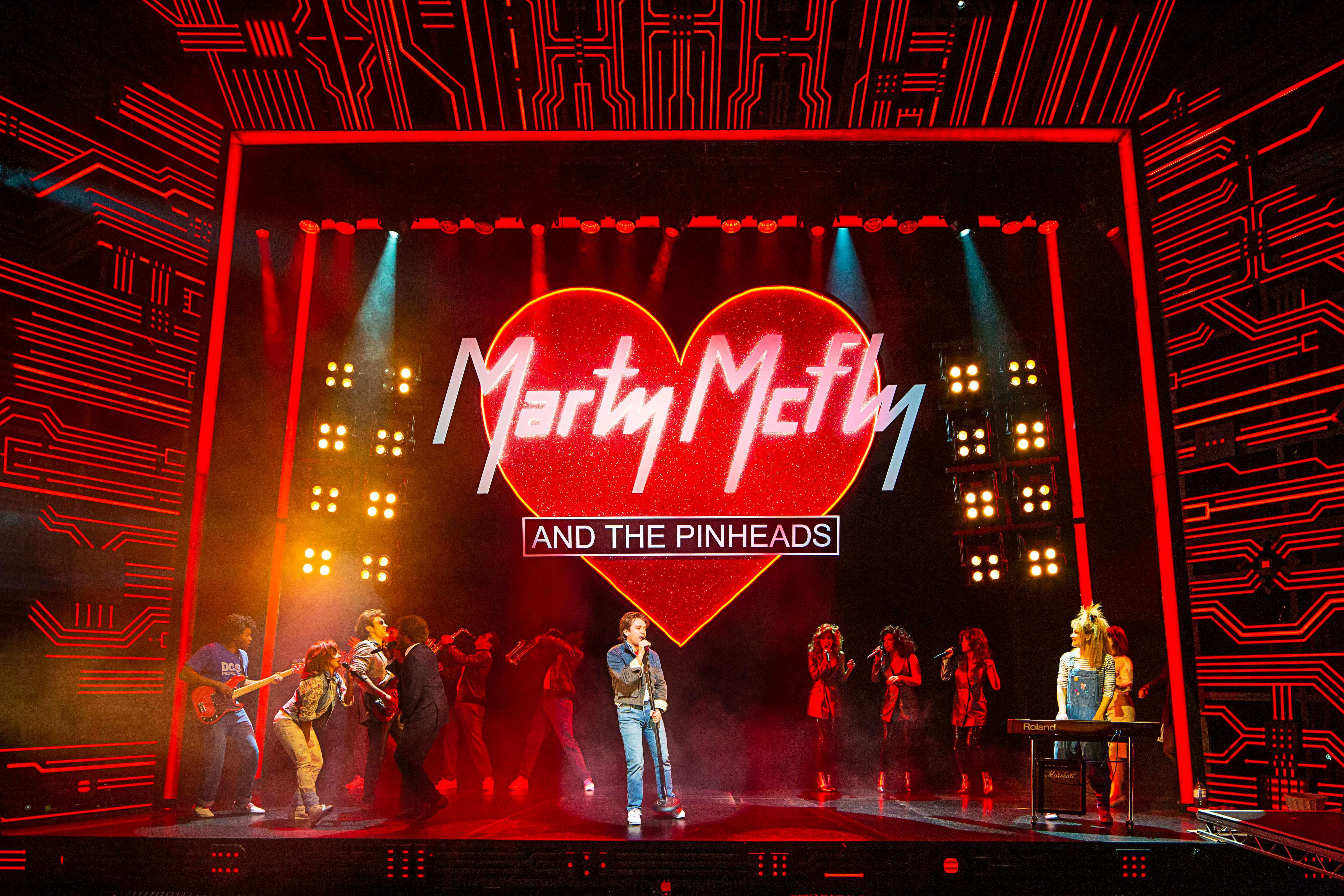 Back To The Future Is Brought To Life On Stage At This New Manchester Show