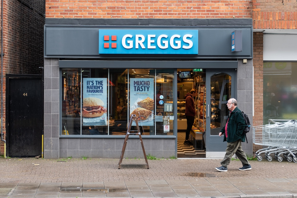 Gregg's Is Re-Opening 800 Stores Across The UK Next Month