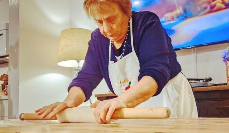 You Can Now Join Virtual Pasta Making Classes With An Italian Nonna