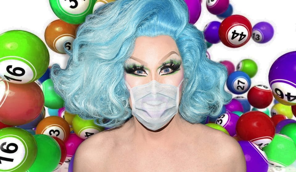 This Live Bingo Game Is Streaming This Month With A Drag Race Twist