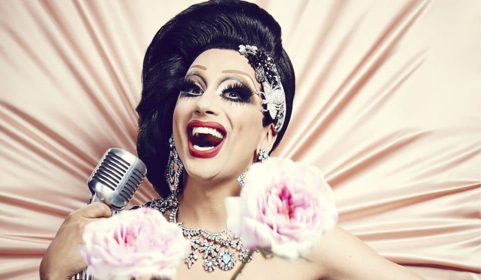 Iconic Drag Stars Bianca Del Rio And Lady Bunny Are Hosting An Insane Live Party This Weekend