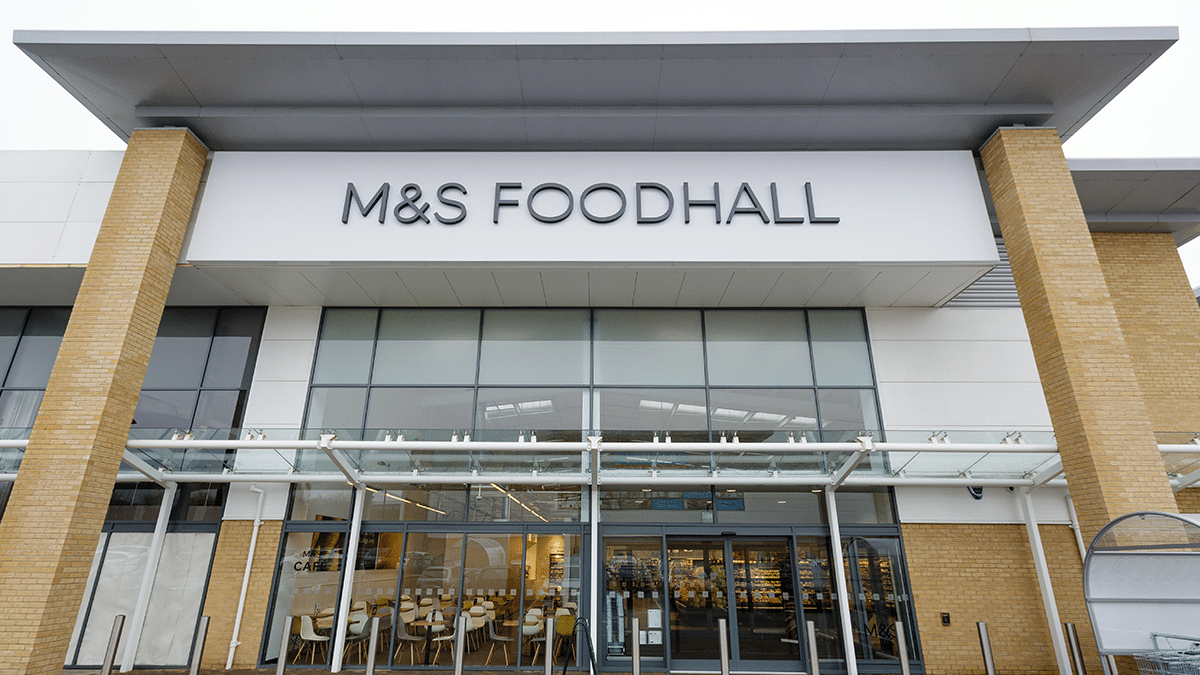 M&S Has Launched A £35 Food Box And It's An Absolute Life Saver