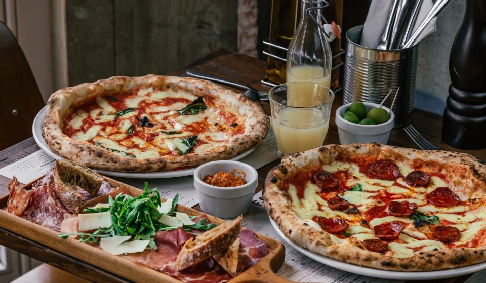 6 Of The Best Manchester Pizza Spots Currently Delivering