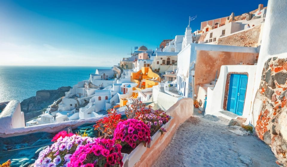 Greece Is Hoping To Welcome Tourists Back By The Start Of July