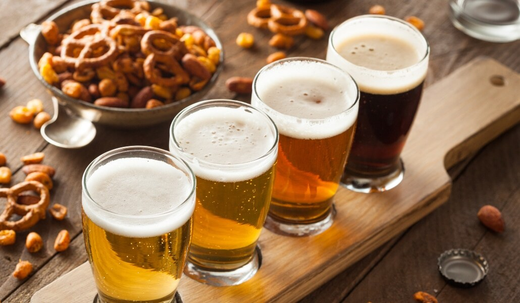 Bring Pub Vibes To Your Home With This Brilliant Virtual Craft Beer Experience