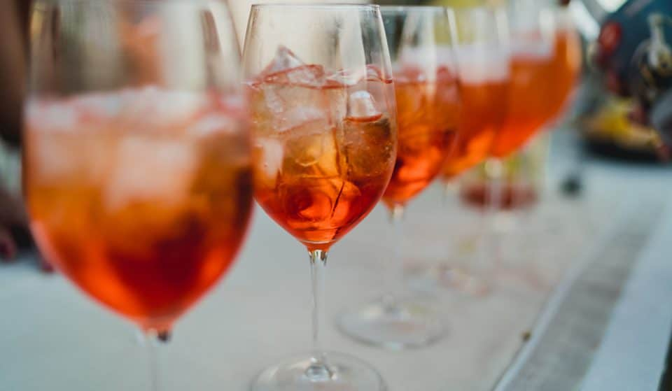 This Manchester Bar Is Now Delivering Aperol Spritz Kits Right To Your Door