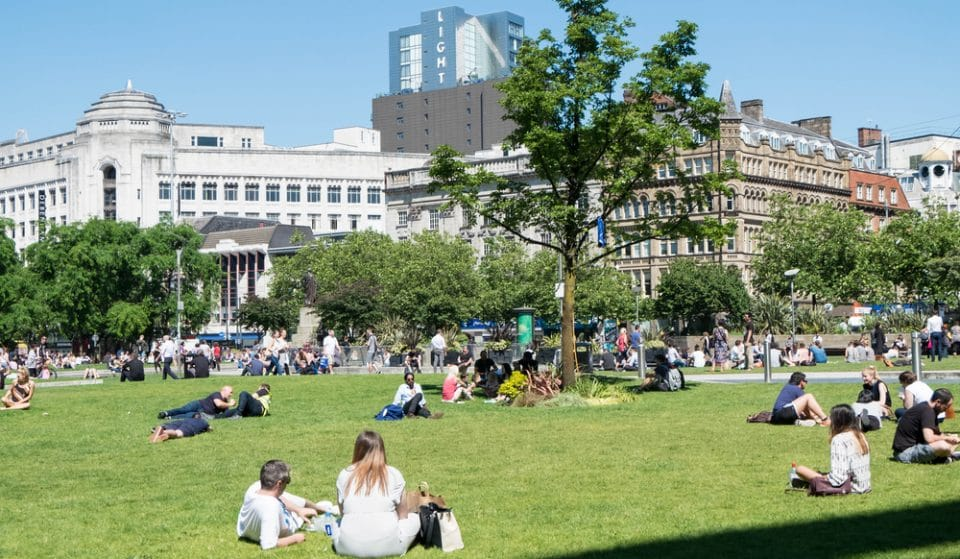 Manchester Will Be Hotter Than Spain Tomorrow As The UK Enjoys A Lengthy Heatwave