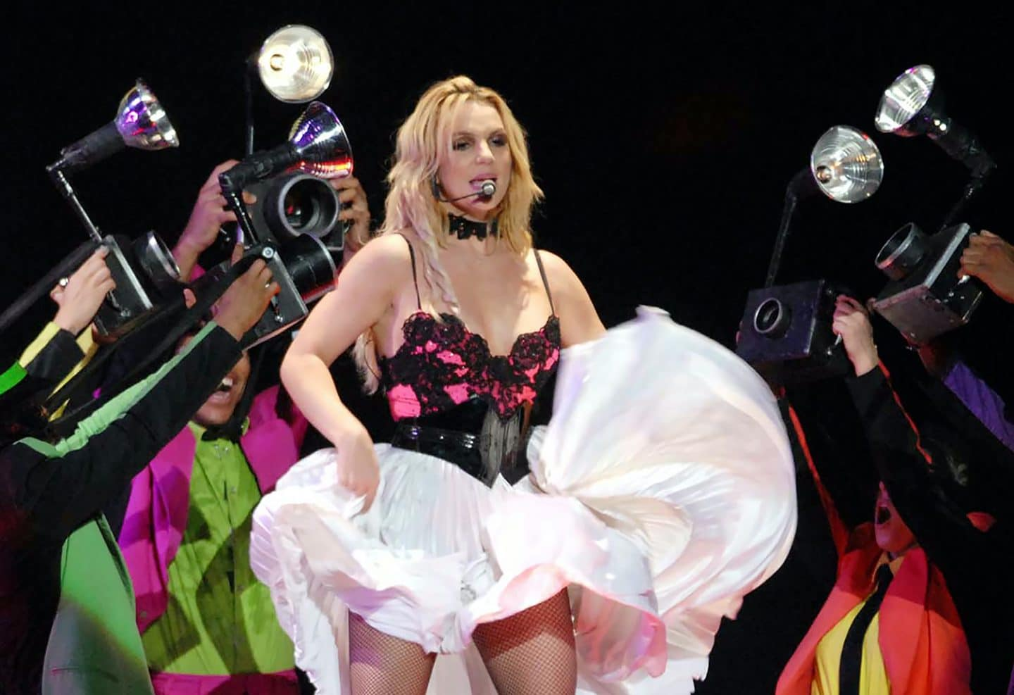 You Can Now Take A Dance Class With Britney Spears' Very Own Choreographer