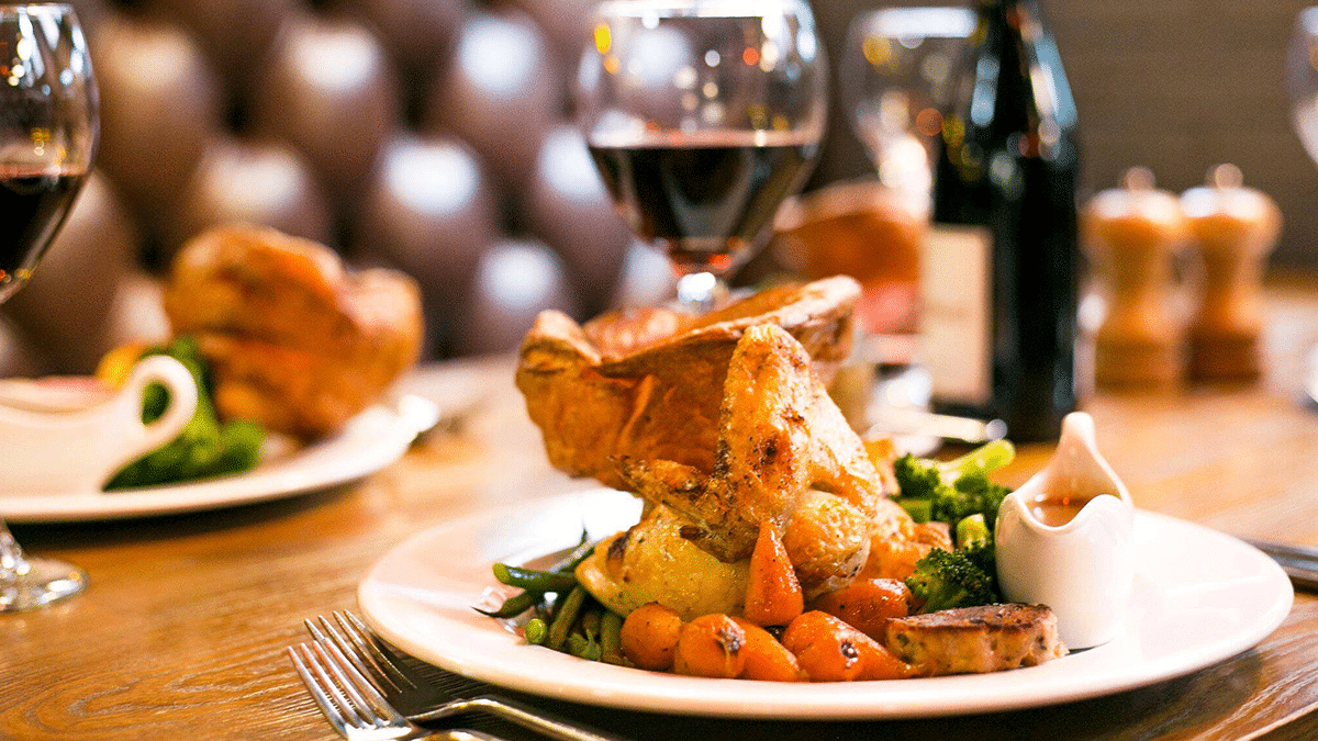 6 Manchester Restaurants Serving Up Sunday Roasts For Delivery And Collection
