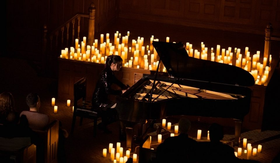 A Beautiful Candlelit Piano Concert Is Coming To Manchester This Autumn