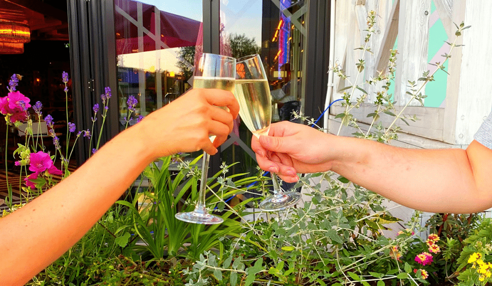 Enjoy A Lovely Al Fresco Brunch On A Beautiful Terrace In Manchester This Weekend