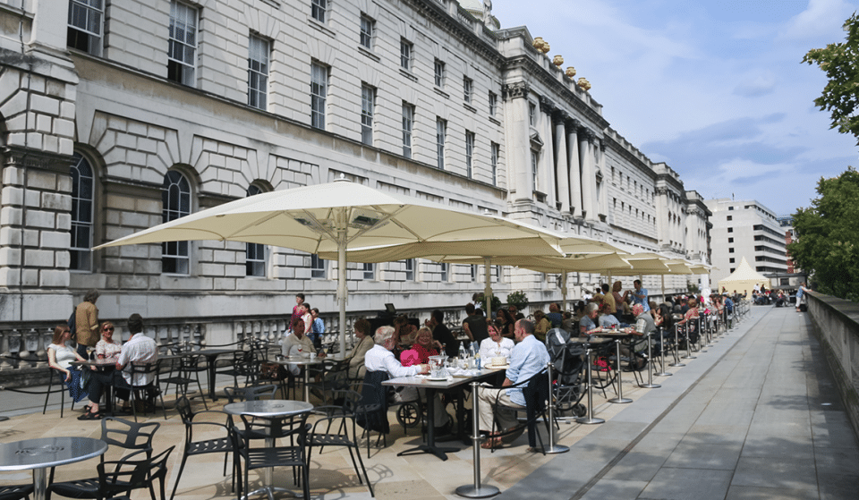 England's Streets To Become Lovely Al Fresco Dining Spots To Help With Social Distancing