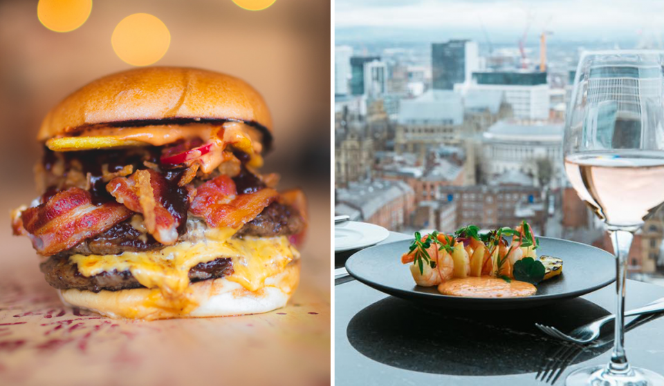 Here Are All Of The Manchester City Centre Restaurants Opening This Weekend